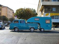 Vanagon truck to die for.