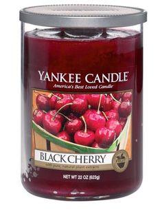 Candle  Black Cherry
