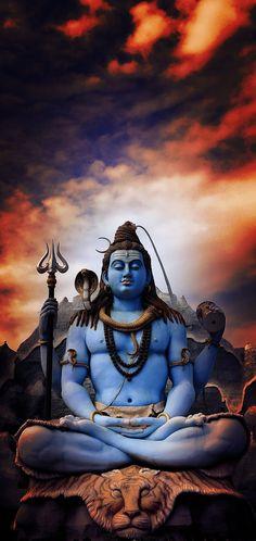 Photos Of Lord Shiva, Lord Shiva Hd Images, Ganesh Images, Rudra Shiva, Mahakal Shiva, Shiva Art, Krishna, Lord Ganesha Paintings, Lord Shiva Painting