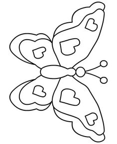 Butterfly Who Fuck Coloring Pages Butterfly Stencil, Butterfly Template, Butterfly Crafts, Butterfly Wings, Free Coloring, Coloring Pages For Kids, Colouring Pages, Coloring Books, Fancy Shawl Regalia