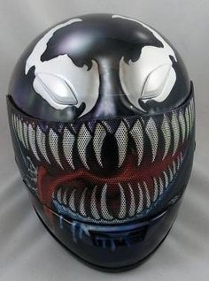 I found 'Venom Motorcycle Helmet' on Wish, check it out!