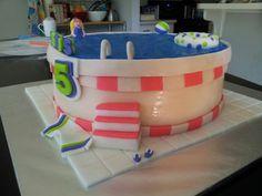 Pool birthday