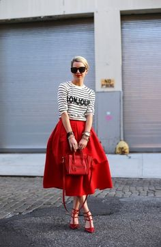 The International Best-Dressed Challenge | Vanity Fair by Garance Dore'