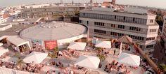 Roof Garden - beliebteste Event Locations in Hannover #event #location #top #20 #hannover #veranstaltung #organisieren #eventinc