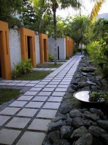 villa landscape - Tìm với Google