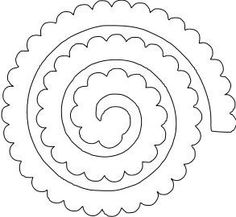 rolled paper flower template koni polycode co