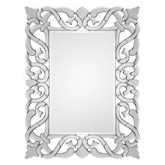 Audrey Mirror | Mirrors | Mirrors-and-lighting | Z Gallerie