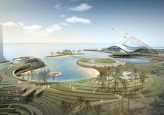 Maya Island Resort development by SAMOO
