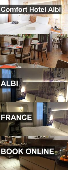 Comfort Hotel Albi In Albi, France. For More Information, Photos, Reviews  And