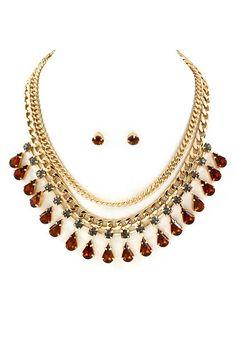 #jewel #necklace #pretty #beautiful #gorgeous
