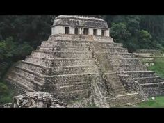 The Coolest Stuff on the Planet - The Lost City of Palenque .  Palenque in Mexico. There is nothing like actually being there. But videos help!