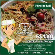 Candy Delivery: Cardápio de terça-feira 24/11/2015 - ALMOÇO