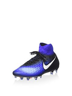bd8b437fc6bc JUNIOR MAGISTA OBRA II FG SOCCER CLEATS (BLACK/WHITE/PARAMOUNT BLUE/BLUE  TINT) * Want additional info? Click on the image. (This is an affiliate  link) # ...