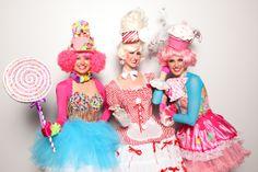 Candy girl fun!