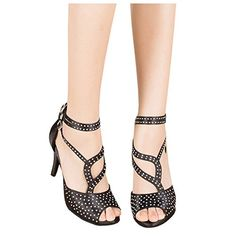 Naudamp Ladies Lace-up Suede Ballroom Dance Shoes Latin Ankle Boots Modern Dancing Sandals for Women