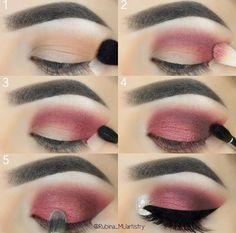 Gorgeous Makeup: Tips and Tricks With Eye Makeup and Eyeshadow – Makeup Design Ideas Makeup Goals, Love Makeup, Makeup Inspo, Makeup Inspiration, Makeup Tips, Beauty Makeup, Makeup Hacks, Girls Makeup, Simple Makeup