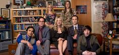 This is the amazing Big Bang theory, if you haven't watched it make sure you do, it's so funny!