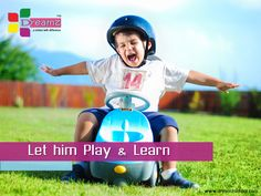 """Don't let your #child say that """"I want to be a little boy when I grow up."""" Let him play and learn!"""