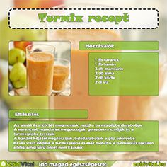 Narancsos turmix recept. Cantaloupe, Ale, Smoothies, Minden, Fruit, Drinks, Health, Food, Smoothie