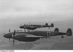 A stalwart of the Luftwaffe during World War II, the Messerschmitt Bf 109 saw service for the duration of the conflict. Luftwaffe, Heinkel He 162, Ww2 Aircraft, Military Aircraft, Lancaster Bomber, Ww2 Pictures, Ww2 Planes, Vintage Airplanes, Battle Of Britain