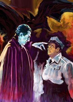 Bud Abbott Lou Costello Meet Frankenstein #MovieTavern