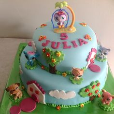 Littlest pet shop www.sweetdreamscakes.nl