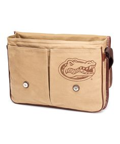Look at this Florida Gators Tailgate Messenger Bag on #zulily today!