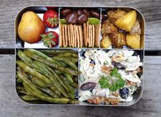 Packed lunches for work ideas and recipes