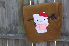 One Wild and Crazy Kitty by StayingInStitches on Etsy, $25.00