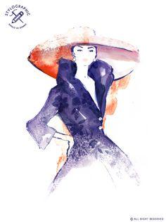 Old Fashion Artwork made by Danilo De Donno (Stylographic Studio) © ALL RIGHT RESERVED www.danilodedonno.com