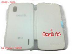 Kode Barang 1934 Jual Flip Cover Case Google LG Nexus 4 E 960 Putih (White) | Toko Online Rame - rameweb