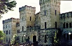 Nichols Castle - Kansas State University