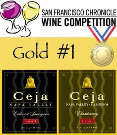 Ceja Vineyards. I love their Pinot Noir!