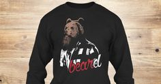 Discover Bear Or Beard Long Sleeve T-Shirt from Beards Apparel Store, a custom product made just for you by Teespring. With world-class production and customer support, your satisfaction is guaranteed. - Beard
