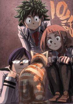 My Hero Academia 134 - Page 3 - Manga Stream