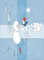 How to Make Snowman Dolls thumbnail