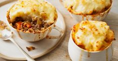 Re-invent your left over roast lamb with this hearty and healthy shepherd's pie.