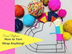Cassie Stephens: DIY: Yarn Bombing in the Art Room