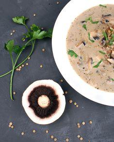 Soppsuppe på en halvtime. En favoritt i heimen. Lages med havrefløte eller vanlig matfløte.