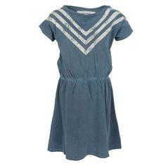 Shaped Dress Triple Stripes