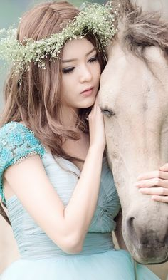 fairy tale girl and horse Most Beautiful Animals, Beautiful Horses, Beautiful Creatures, Cool Dpz, Donia, Horse Photography, Photography Ideas, Mundo Animal, Dog Boarding
