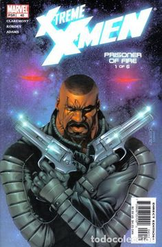 X-TREME X-MEN #40, MARVEL, 2.004. USA.