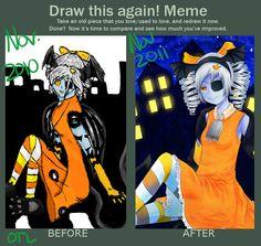 Draw it Again by Nebokeru.deviantart.com