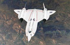 USAF Lockheed NF-12A Whitebird by Bispro.deviantart.com on @DeviantArt