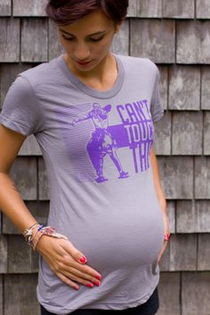 Hey, I found this really awesome Etsy listing at http://www.etsy.com/listing/154296175/cant-touch-this-maternity-tshirt-grey