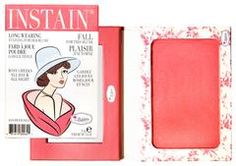 INSTAIN® Long-Wearing Powder Staining Blush  - Toile (strawberry)
