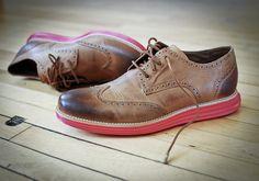 Cole Haan LunarGrand Leather Wingtip. i NEEEEEED!!!!