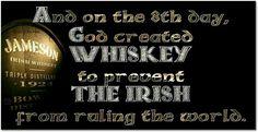 Whiskey - Pride of the Irish FB