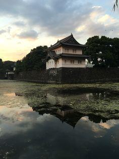 江戸城 Edo castle