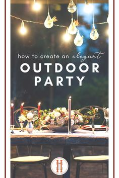 Are you considering throwing a backyard party? I've created a party planner full of gorgeous pictures to use as inspiration, plus full menus, decorating ideas, and links to easily buy the items you love! It is a one-stop guide with plans for parties so you don't have to stress for a second longer about throwing a party! Snag this resource for $5.00/each today! Get the guides with this link below. Hadley Court Interior Design Blog by Central Texas Interior Designer, Leslie Hendrix Wood